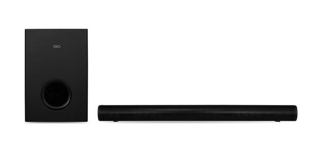 2.1ch Soundbar with Wireless Subwoofer