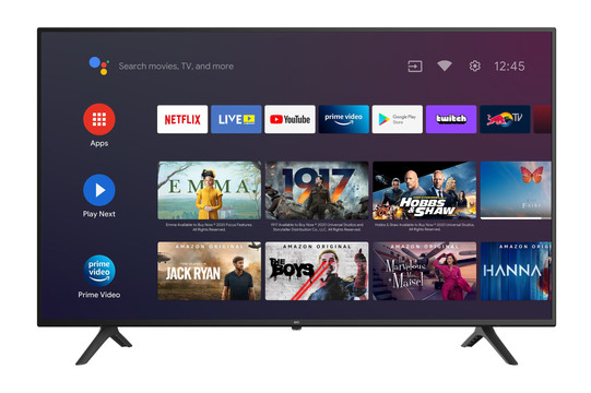 "55"" 4K Ultra HD Android TV™"