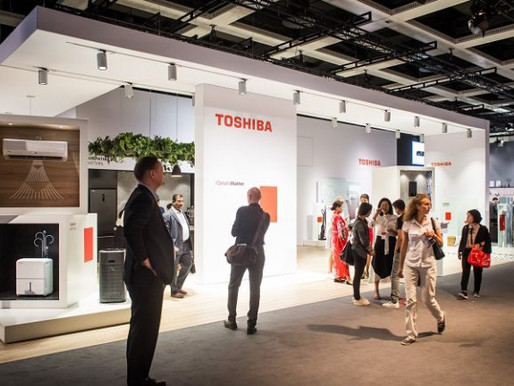 Ayonz Pty Ltd appointed distributor of Toshiba