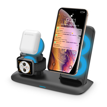 4 in 1 Wireless Charging Dock