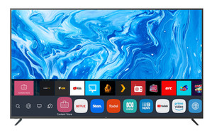 "85"" 4K Ultra HD Smart TV powered by webOS TV"