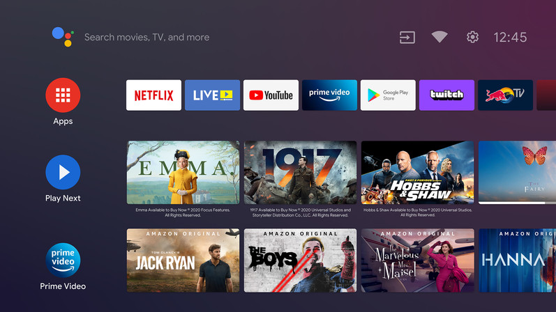 Android TV OS 10.0 - User Interface.jpg