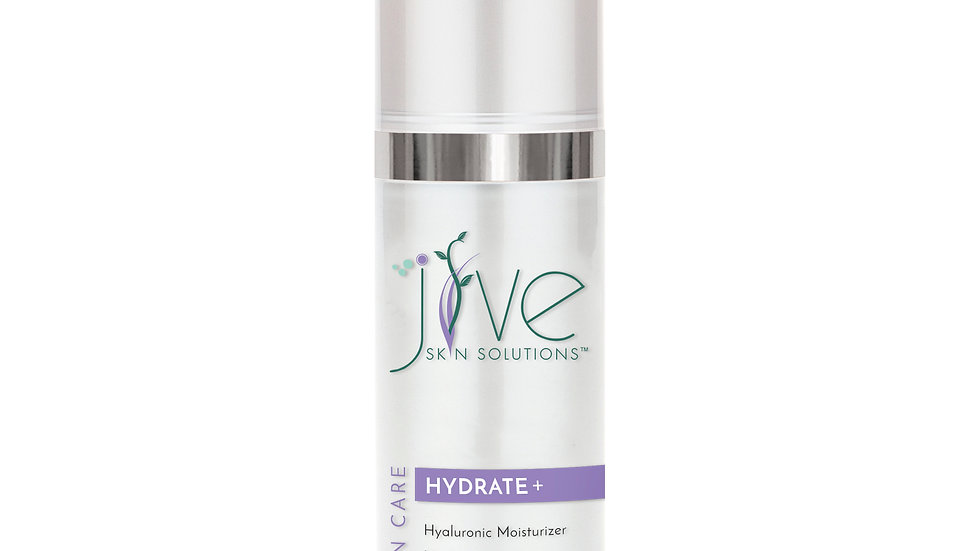 Hydrate+ -  Hyaluronic Moisturizer - 30ml - Jive SS