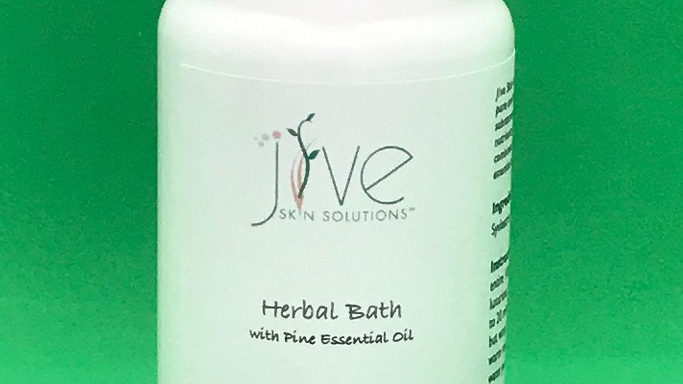 Herbal Bath with Pine Essential Oil - Jive SS - 100ml (1 Bath)