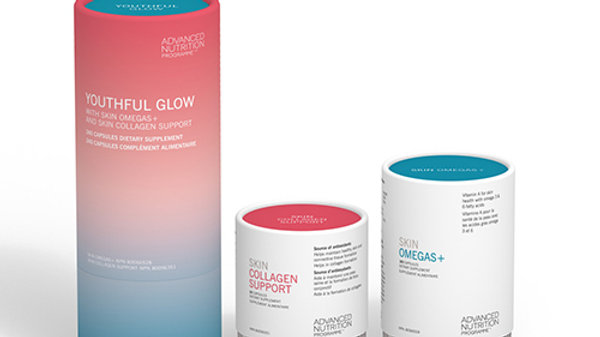 Youthful Glow Kit - Skin Collagen Support + Skin Omegas