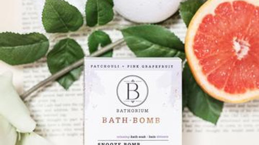 Bath Bomb - Snooze Bomb