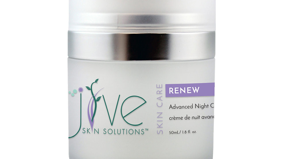 Renew - Advanced Night Cream - Jive SS - 50ml