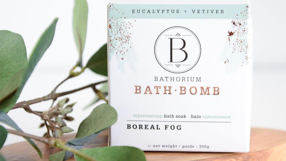 Bath Bomb - Boreal Fog