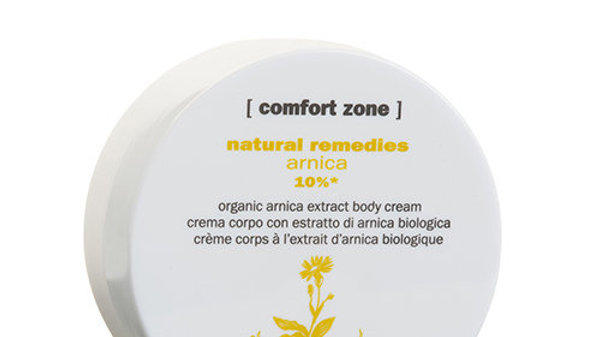 Natural Remedies Arnica - Comfort Zone - 150ml