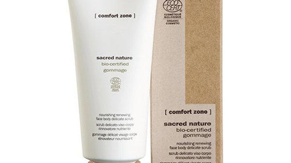 Sacred Nature Delicate & Nourishing Face & Body Scrub