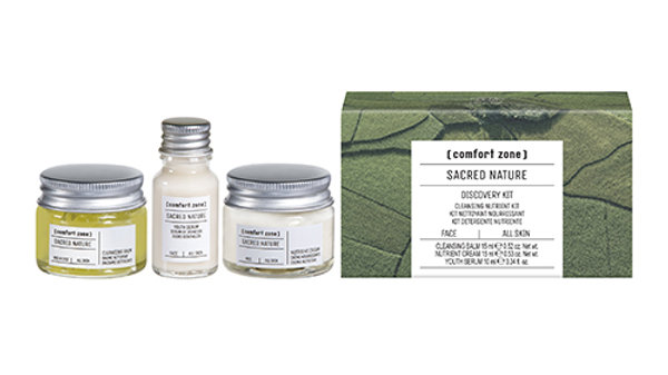 Sacred Nature 2.0 - Discovery Kit 3pc