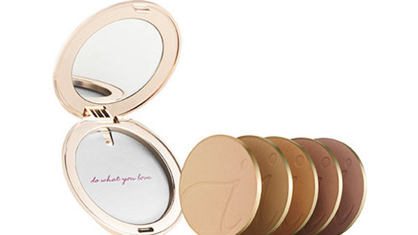 PurePressed Base Mineral Foundation (M-D)