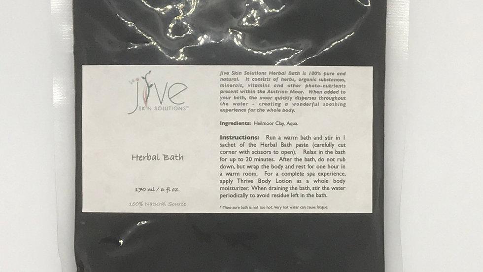 Herbal Bath - Jive SS - Moor Mud (1 Bath)