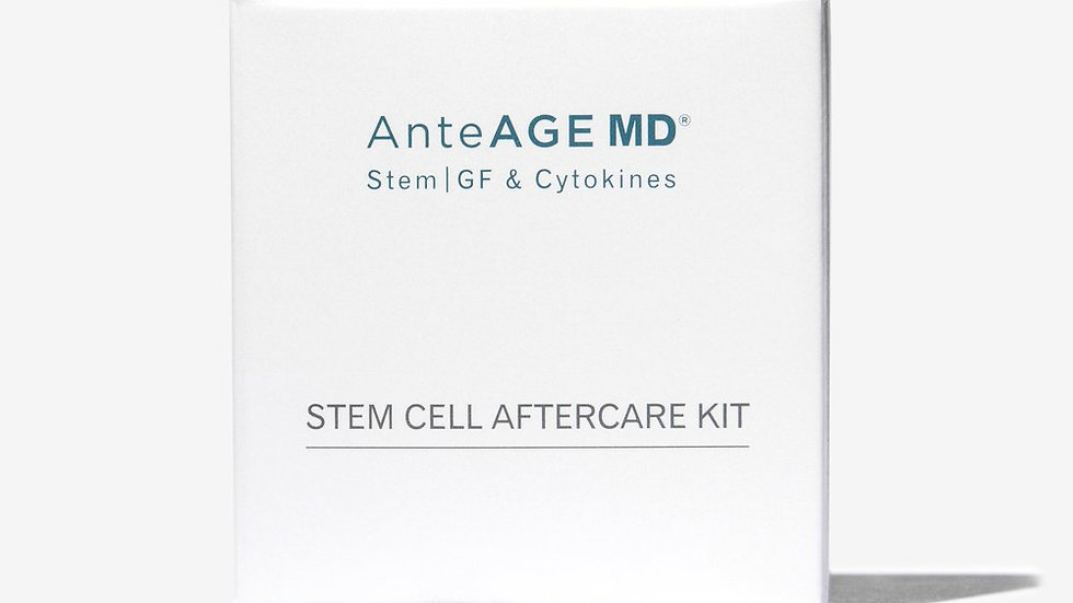 AnteAGE MD - Stem Cell Aftercare Kit