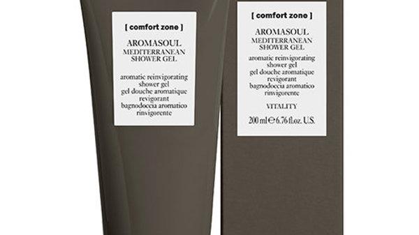 Aromasoul Mediterranean Shower Gel