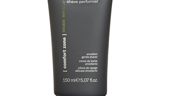 Man Space Shave Performer