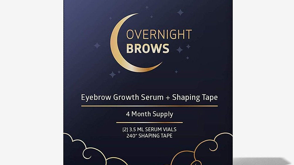 AnteAGE Overnight Brows x 2 with Tape