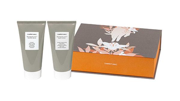 Tranquillity Aromatic Cleansing Moisturizing Kit