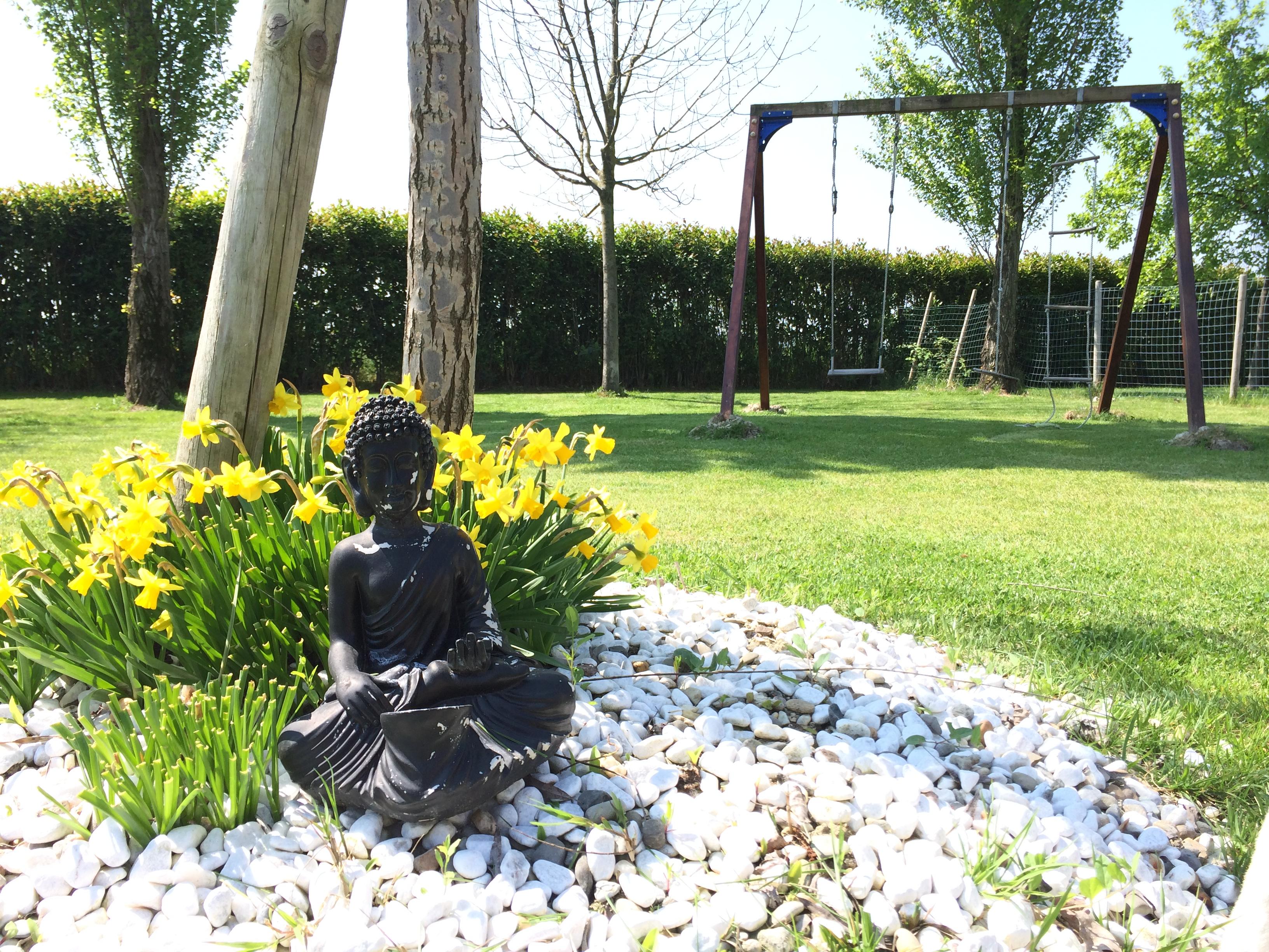 bb bologna ALTALENA giardino