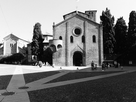 La magia delle sette chiese / Magic atmosphere at seven churches