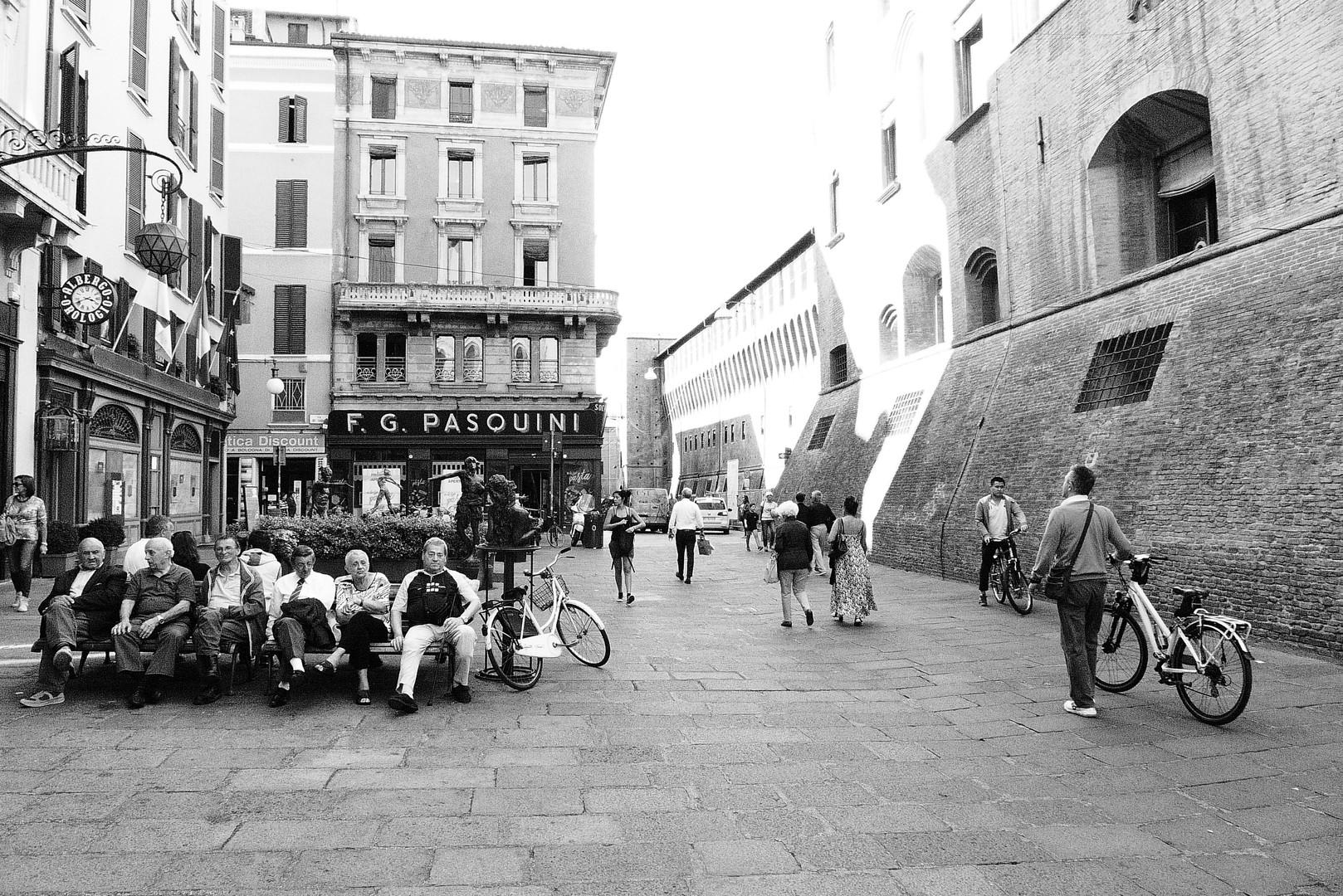 bed & breakfast bologna piazza via 4 nov