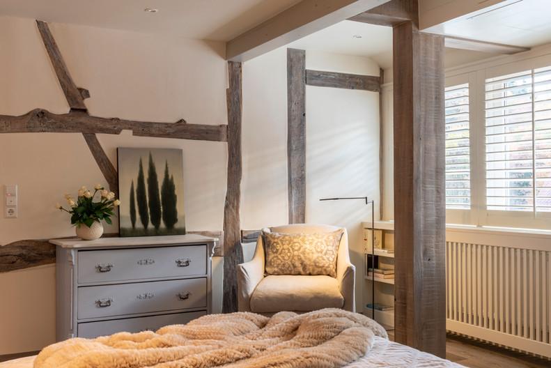 Bedroom - Schlafzimmer