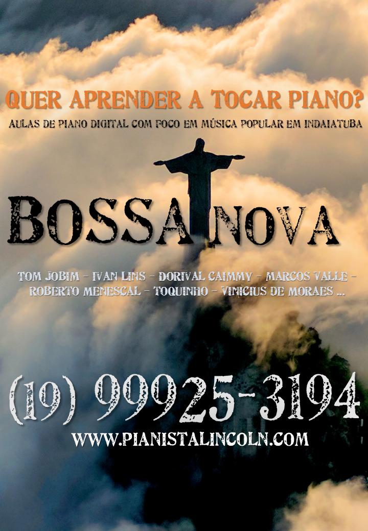 Curso de Piano Lincoln Soares - Bossa-Nova
