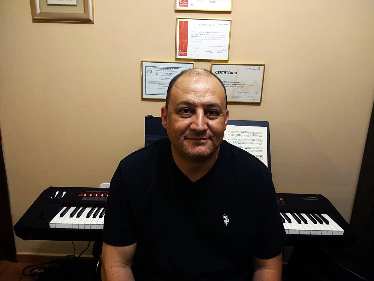 Curso de Piano Popular em indaiatuba