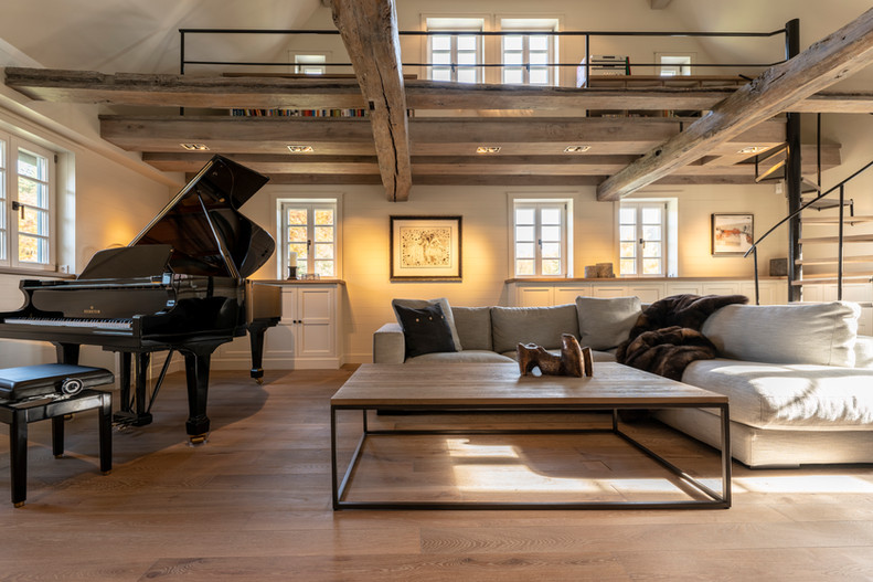 Landhaus Livingroom
