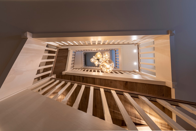 Stairway - Treppenhaus