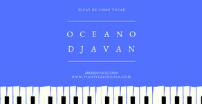 Oceano - Como tocar no piano - versão simplificada + partitura gratuita