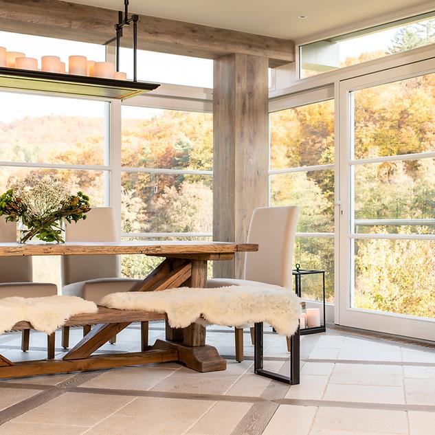 Diningroom, Wintergarden