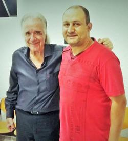 Lincoln/Maestro João Carlos Martins