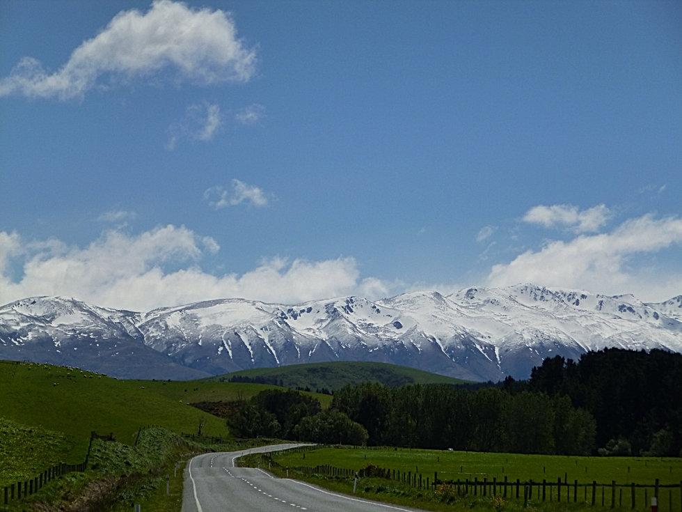 Beautiful Canterbury - New Zealand A