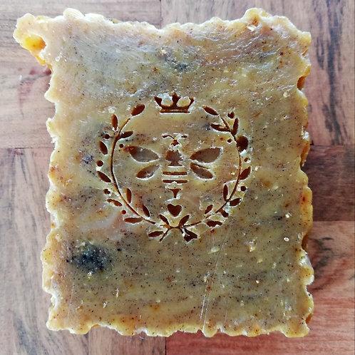 Body Bar - Manuka, Honey Oat & Cinnamon - Soap