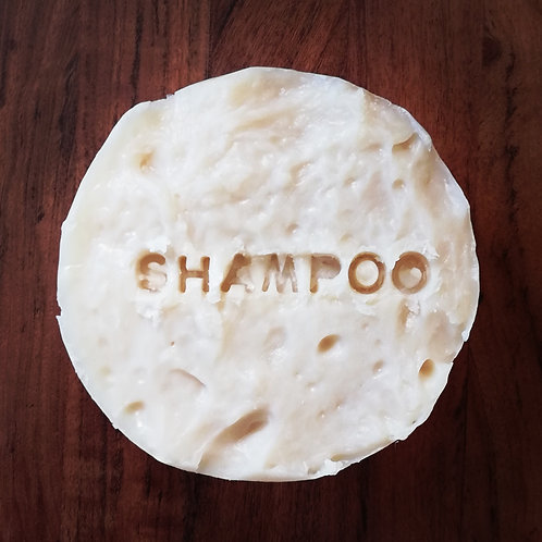 Shampoo & Conditoner Bar - Fragrance Free