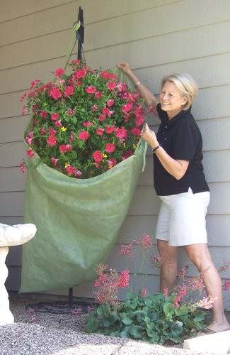 Frost-Eze Plant Protector Bags