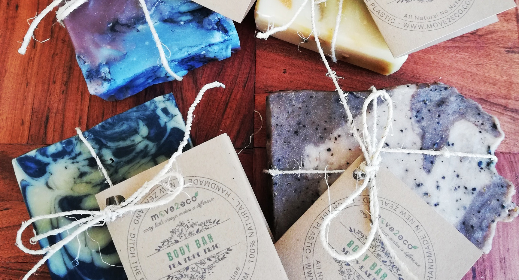Natural Soaps - Body Bars