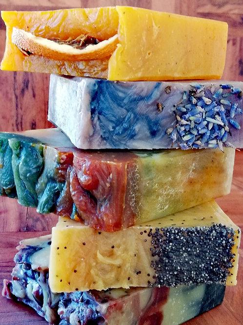 Soap Pack - 5 Bars