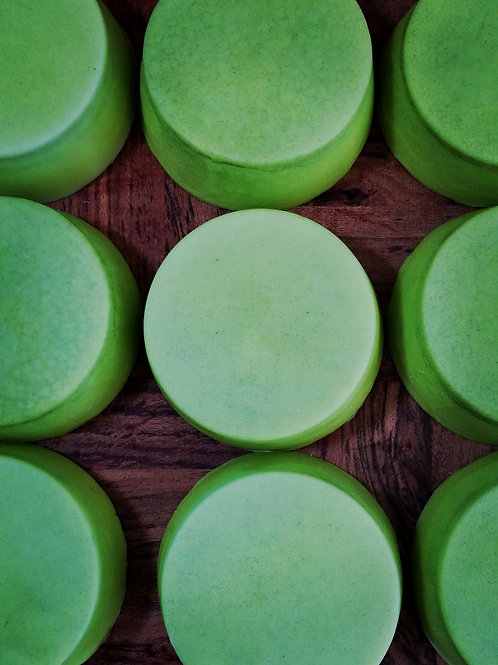 Conditioner Bar - Zingy Lime