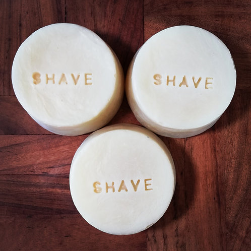 Shave Soap Bar - for Him or Her