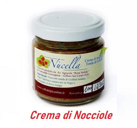 Crema di Nocciola (90%)