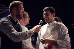 Winner Gala Kitchenbattle 2016 - Zürich