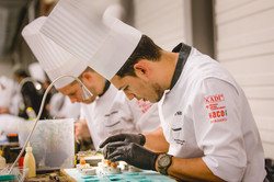 Olympic Gold Medal Swiss Armed Forces Culinary Team 2016 - Erfurt