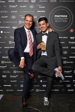 Winner Marmite Youngster 2016 - Zürich