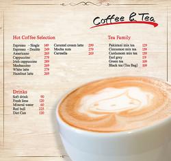 Coffee Range