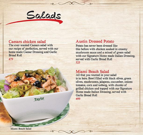 Salads ~ Quick Bite