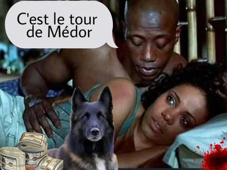 2 BATONS ET LA LANGUE DE MÉDOR COUPE LES RÈGLES