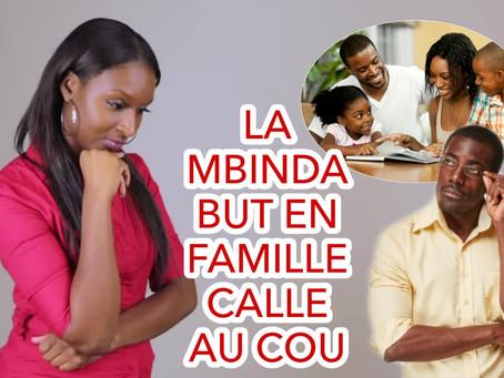 LA MBINDA BUT EN FAMILLE  CALLE AU COU