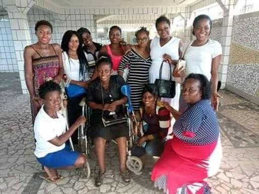 Soutien au Concours Miss Handi Cameroun et de son Association